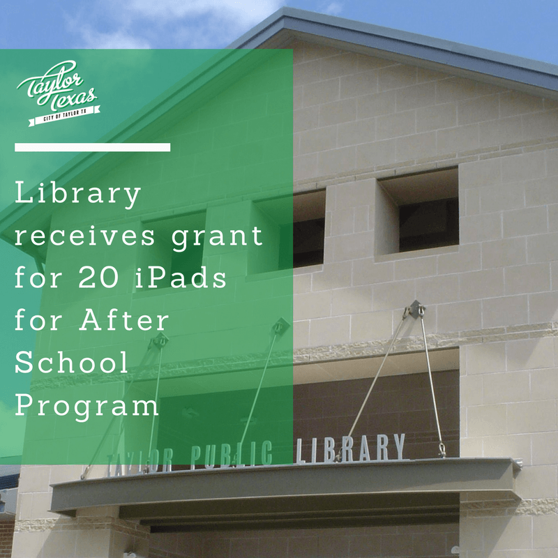 library grant